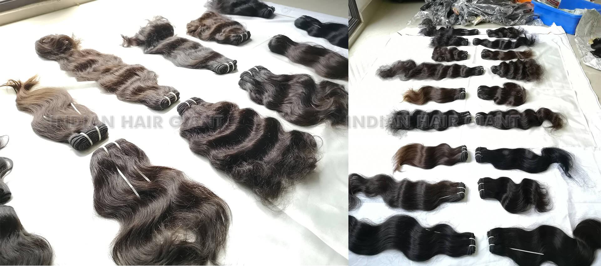 Hair distributors