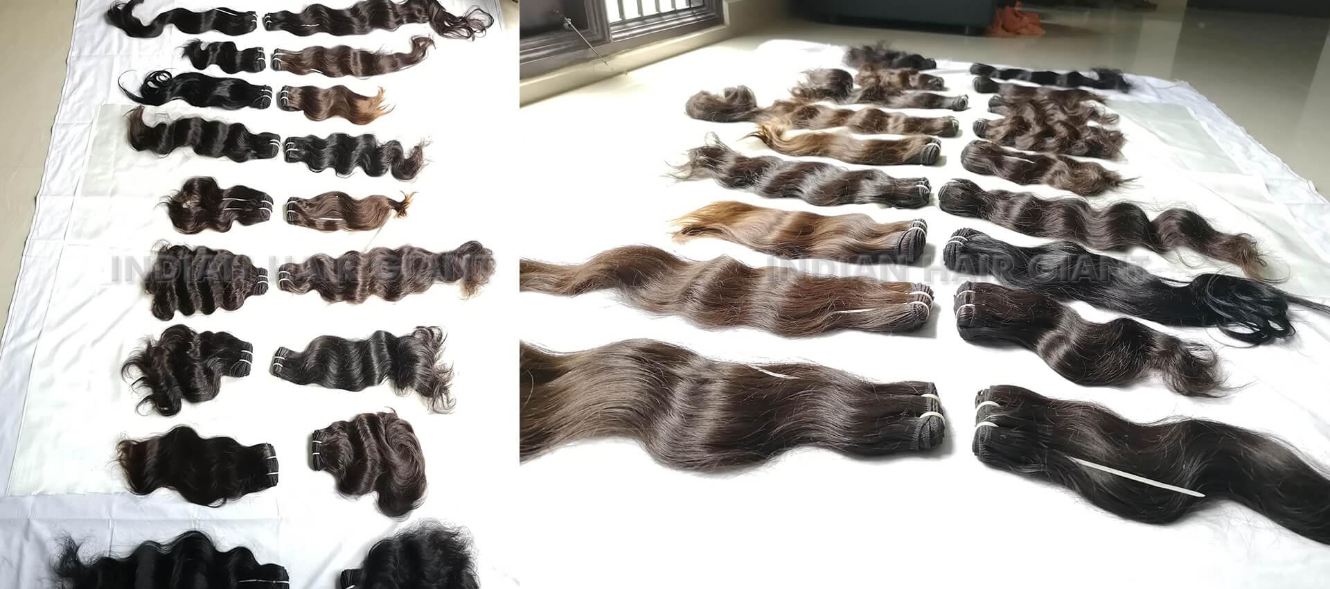Real Indian hair