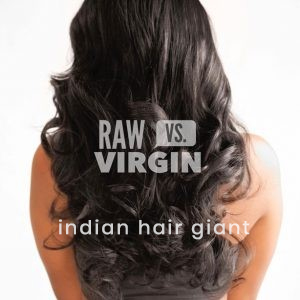 What is Raw Hair? What is the difference between Raw Hair and Virgin Hair?